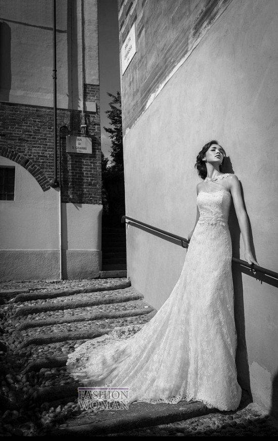 Коллекция свадебных платьев Alessandra Rinaudo 2015 фото №6
