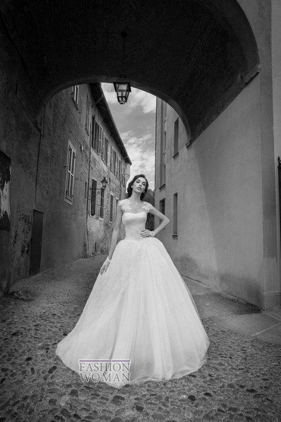 Коллекция свадебных платьев Alessandra Rinaudo 2015 фото №7
