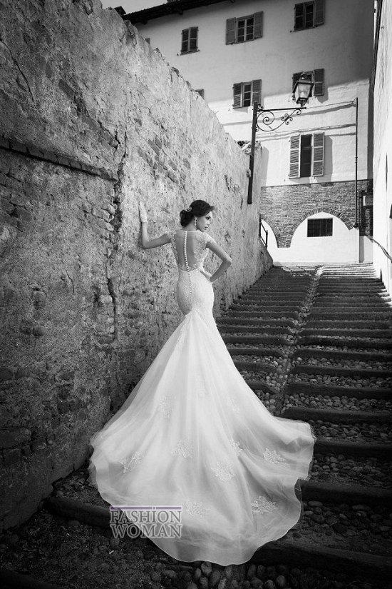 Коллекция свадебных платьев Alessandra Rinaudo 2015 фото №12