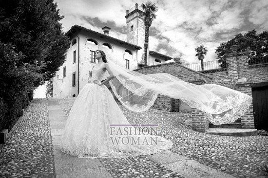 Коллекция свадебных платьев Alessandra Rinaudo 2015 фото №15