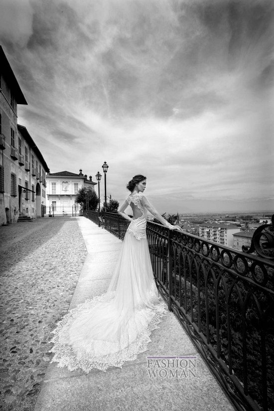 Коллекция свадебных платьев Alessandra Rinaudo 2015 фото №16