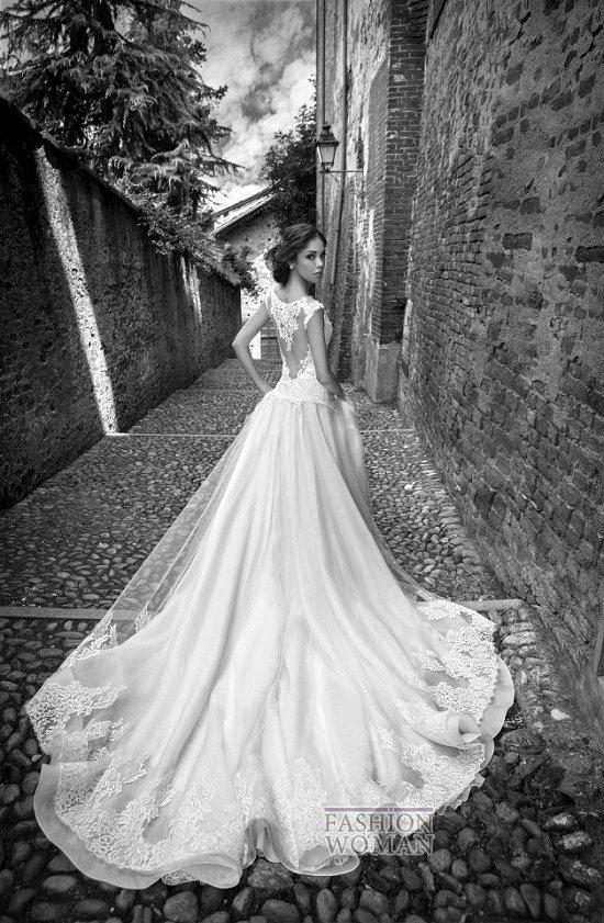 Коллекция свадебных платьев Alessandra Rinaudo 2015 фото №17
