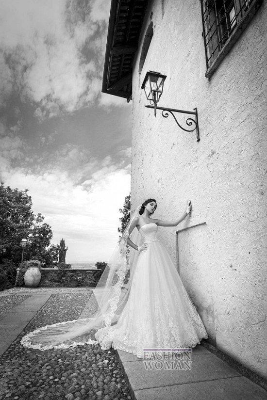 Коллекция свадебных платьев Alessandra Rinaudo 2015 фото №18