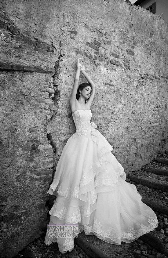 Коллекция свадебных платьев Alessandra Rinaudo 2015 фото №19