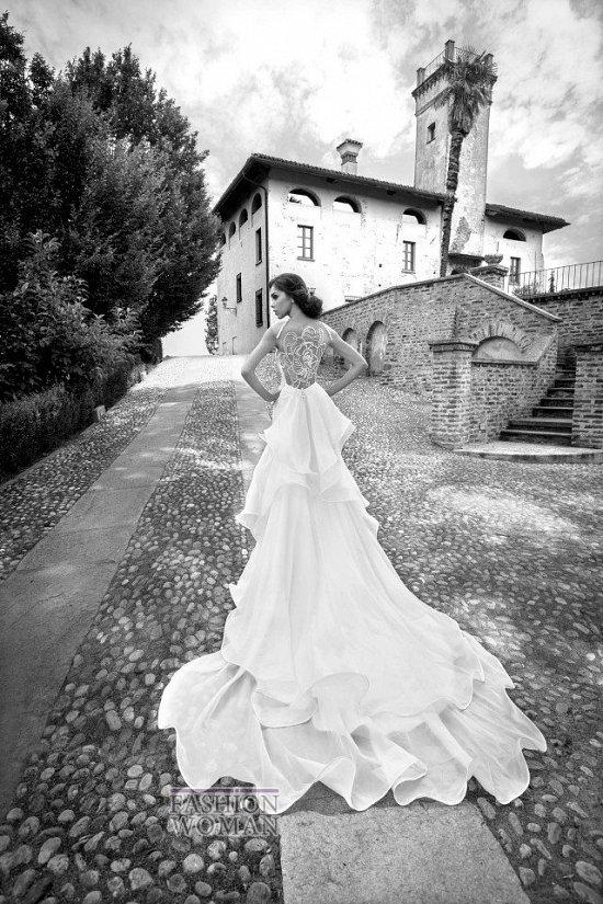 Коллекция свадебных платьев Alessandra Rinaudo 2015 фото №20