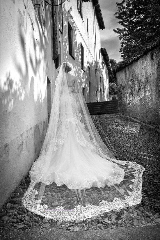 Коллекция свадебных платьев Alessandra Rinaudo 2015 фото №21