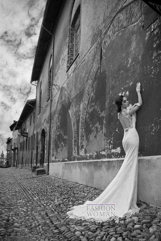 Коллекция свадебных платьев Alessandra Rinaudo 2015 фото №22
