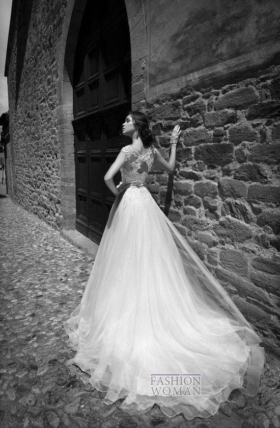 Коллекция свадебных платьев Alessandra Rinaudo 2015 фото №23