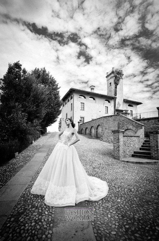 Коллекция свадебных платьев Alessandra Rinaudo 2015 фото №24