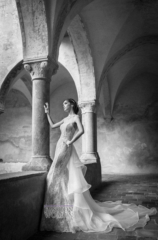 Коллекция свадебных платьев Alessandra Rinaudo 2015 фото №25