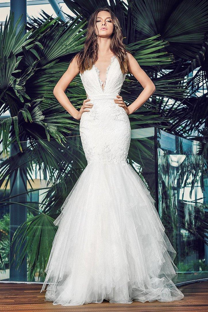 Коллекция свадебных платьев Cristallini 2016 фото №18