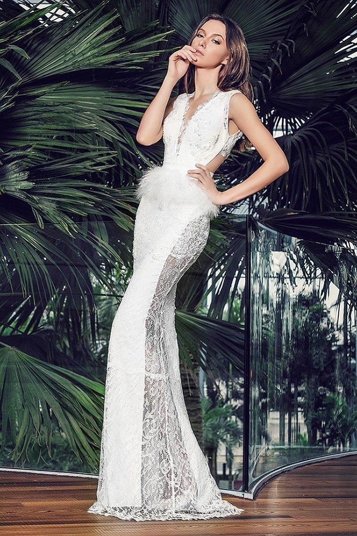 Коллекция свадебных платьев Cristallini 2016 фото №21