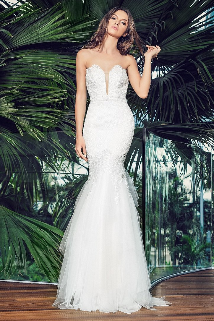 Коллекция свадебных платьев Cristallini 2016 фото №27