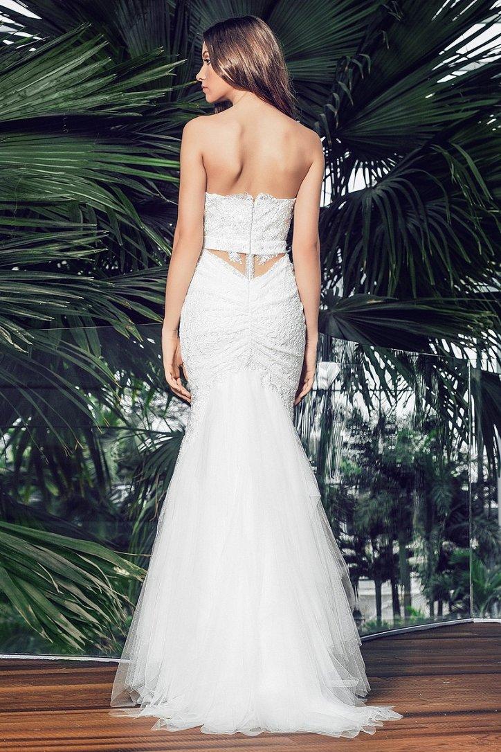 Коллекция свадебных платьев Cristallini 2016 фото №28
