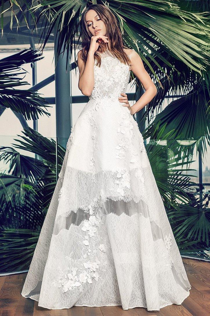 Коллекция свадебных платьев Cristallini 2016 фото №13