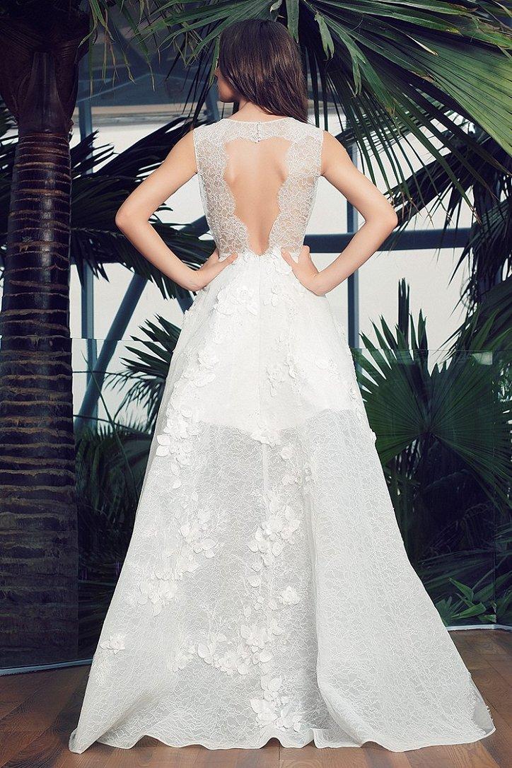 Коллекция свадебных платьев Cristallini 2016 фото №14