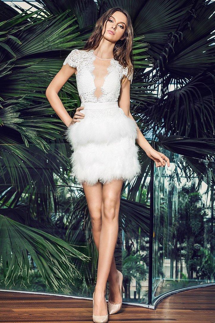 Коллекция свадебных платьев Cristallini 2016 фото №31
