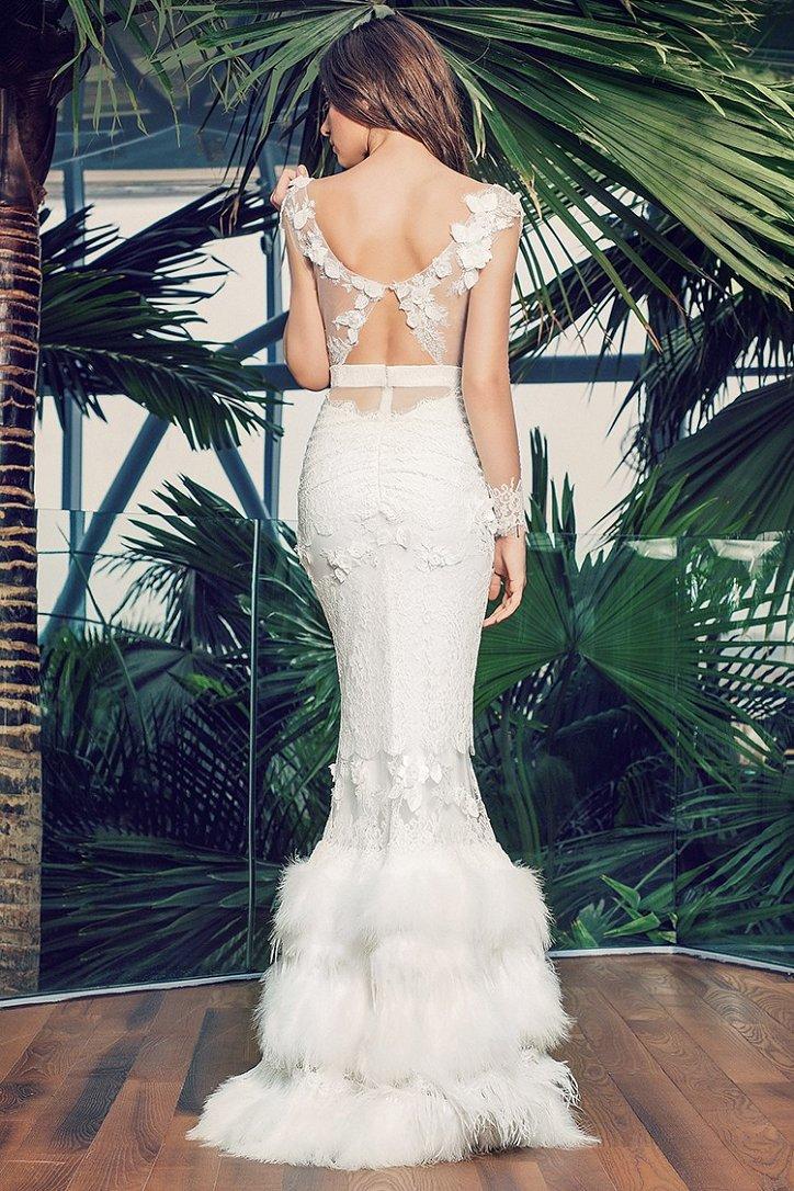 Коллекция свадебных платьев Cristallini 2016 фото №2