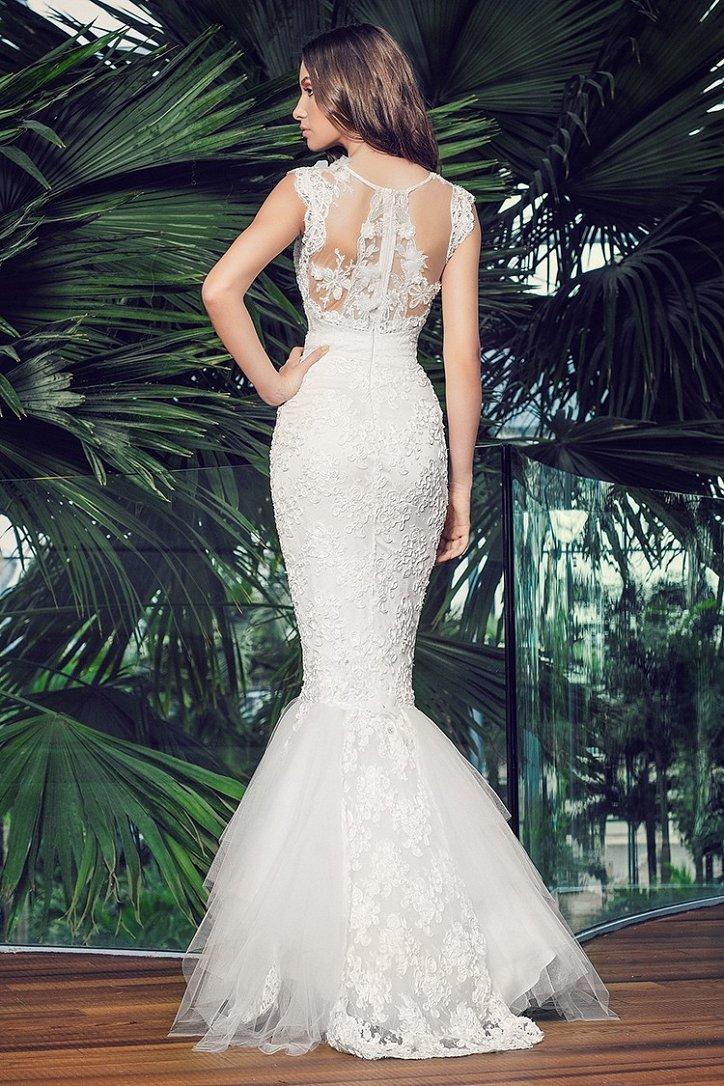 Коллекция свадебных платьев Cristallini 2016 фото №8