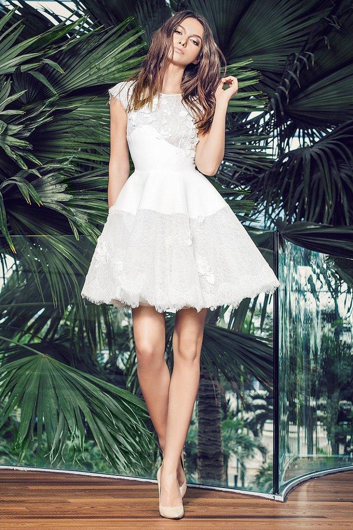 Коллекция свадебных платьев Cristallini 2016 фото №11