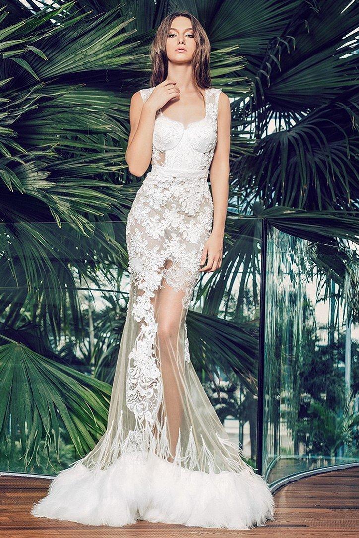 Коллекция свадебных платьев Cristallini 2016 фото №9