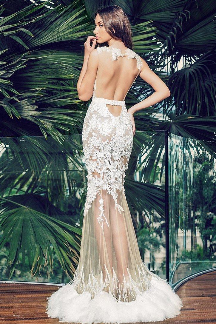 Коллекция свадебных платьев Cristallini 2016 фото №10