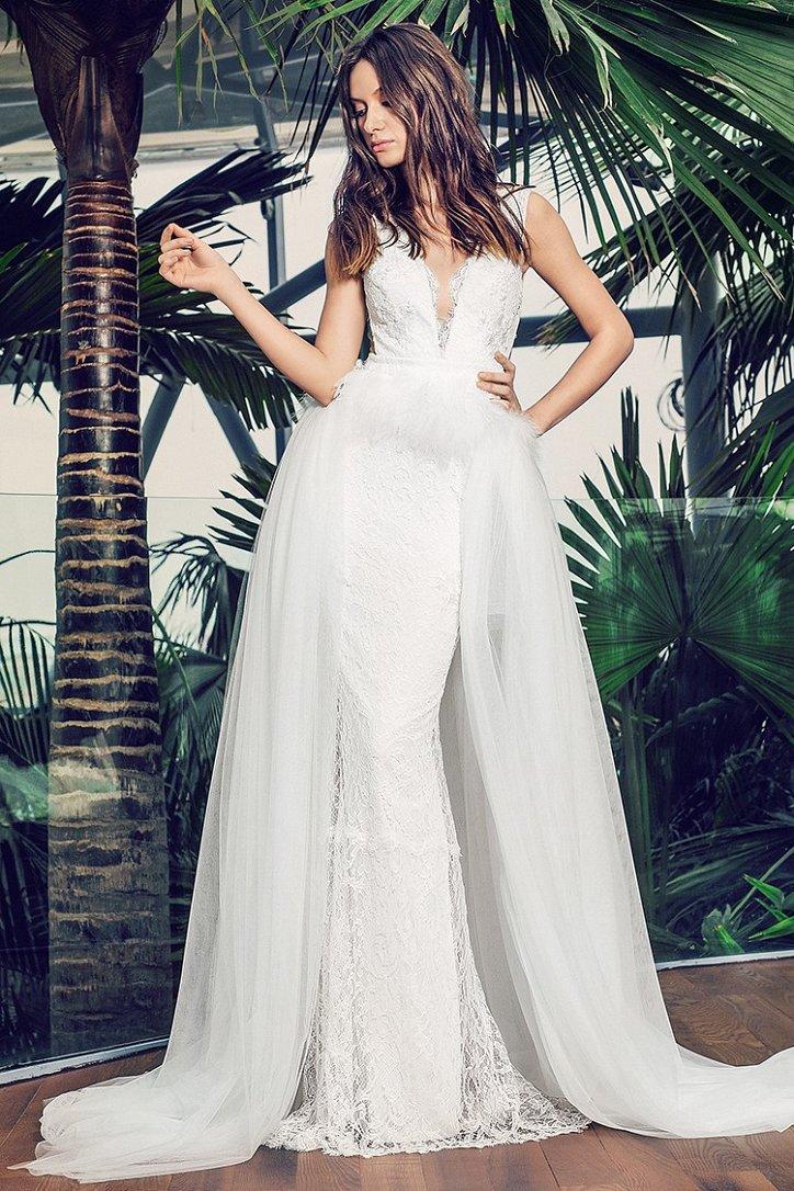 свадебные платья Cristallini