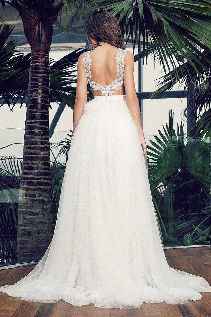 Коллекция свадебных платьев Cristallini 2016 фото №4