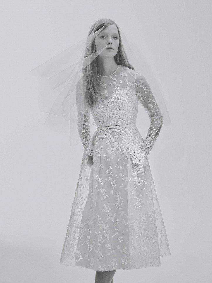 Коллекция свадебных платьев Elie Saab весна 2017 фото №2