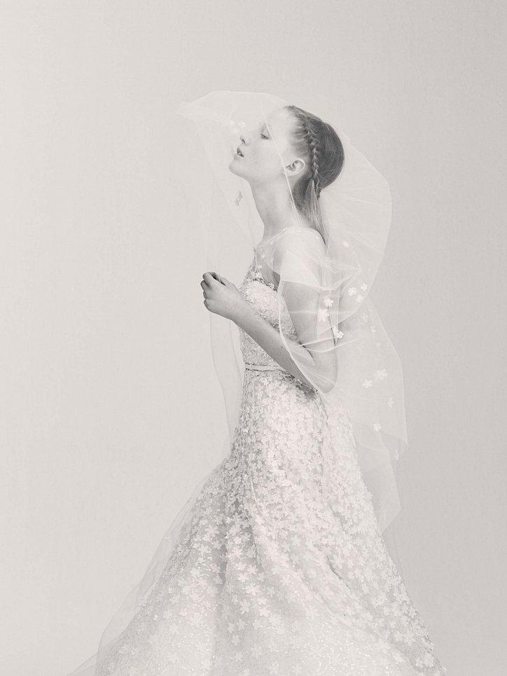 Коллекция свадебных платьев Elie Saab весна 2017 фото №4