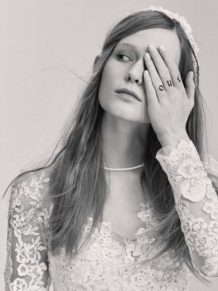 Коллекция свадебных платьев Elie Saab весна 2017 фото №5