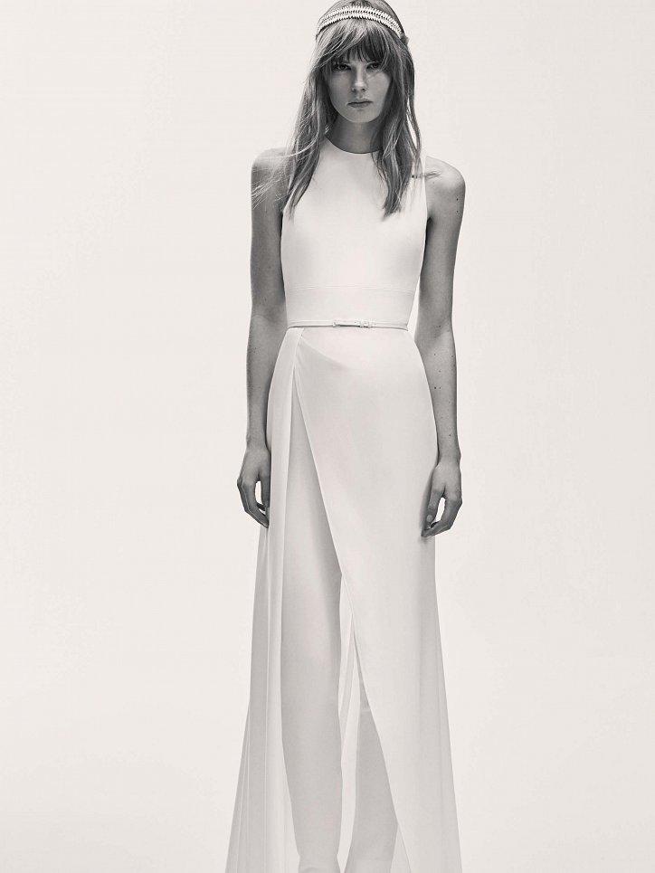 Коллекция свадебных платьев Elie Saab весна 2017 фото №6