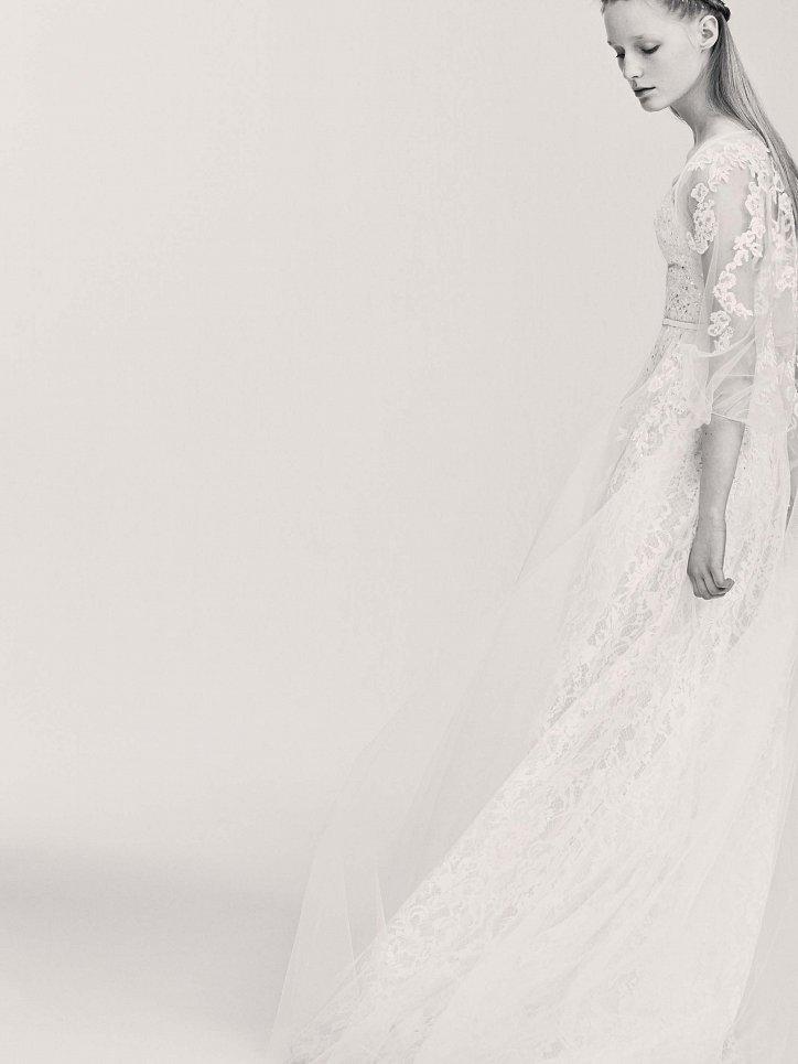Коллекция свадебных платьев Elie Saab весна 2017 фото №8