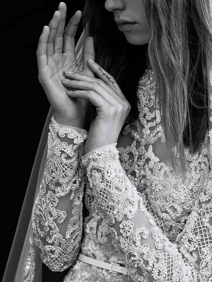 Коллекция свадебных платьев Elie Saab весна 2017 фото №11
