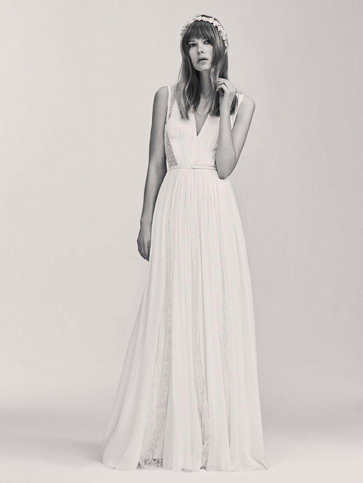 Коллекция свадебных платьев Elie Saab весна 2017 фото №12