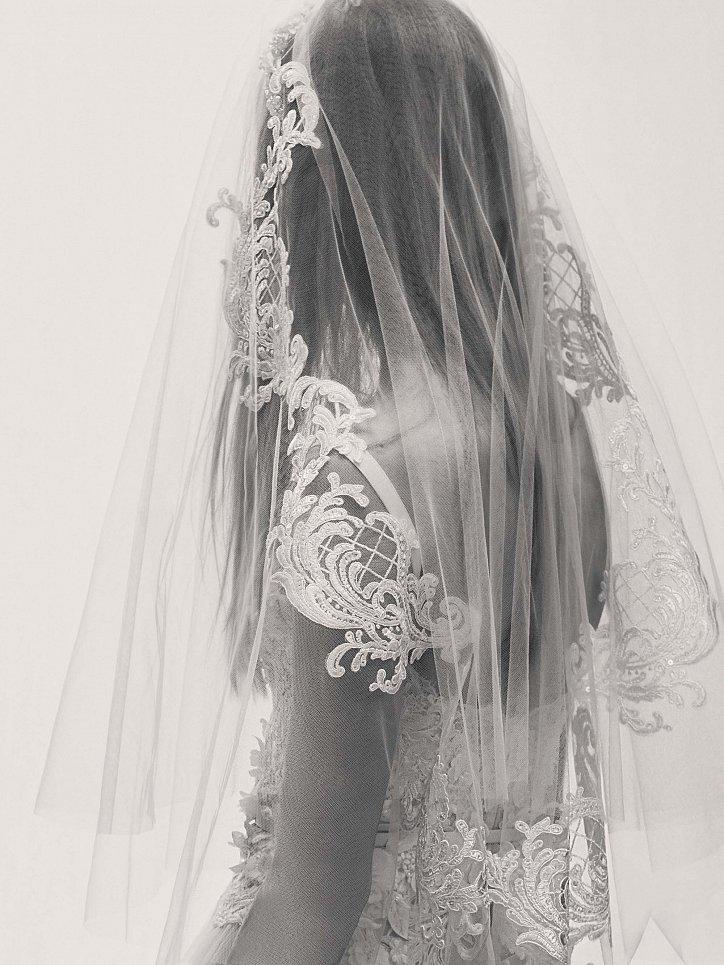 Коллекция свадебных платьев Elie Saab весна 2017 фото №22