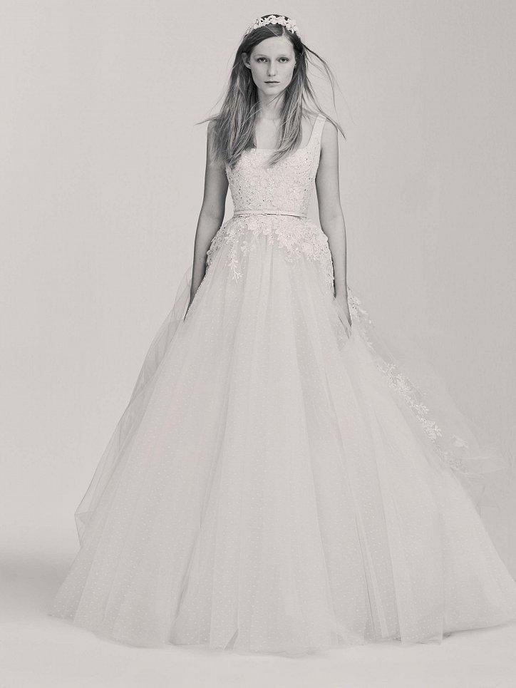 Коллекция свадебных платьев Elie Saab весна 2017 фото №23