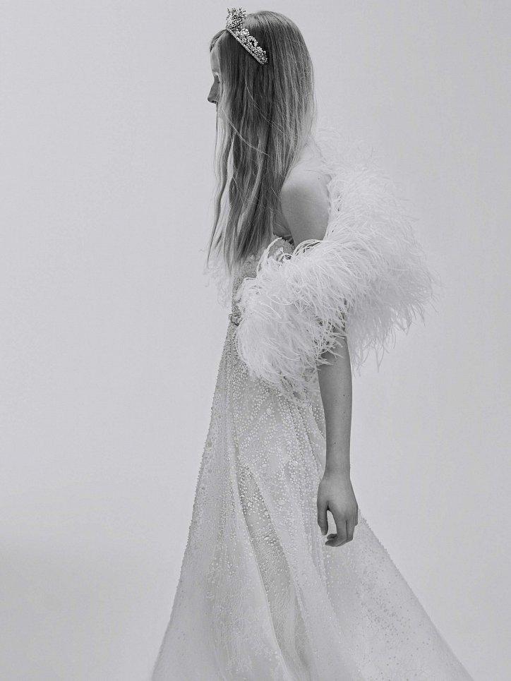 Коллекция свадебных платьев Elie Saab весна 2017 фото №24
