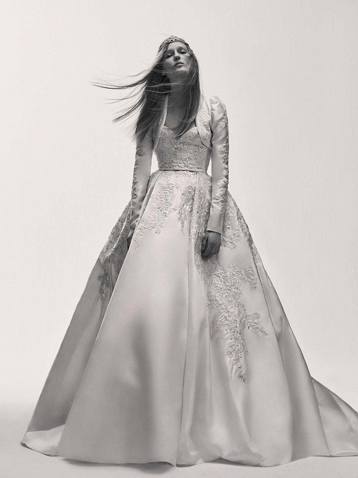 Коллекция свадебных платьев Elie Saab весна 2017 фото №27