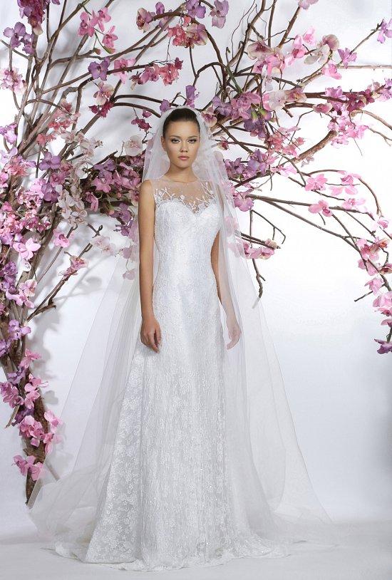Коллекция свадебных платьев Georges Hobeika 2015 фото №17