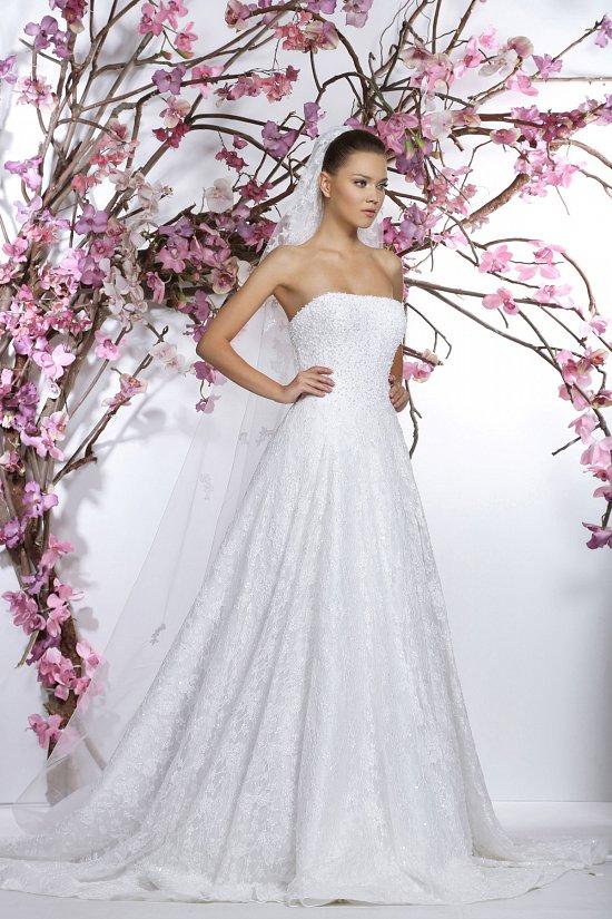 Коллекция свадебных платьев Georges Hobeika 2015 фото №19