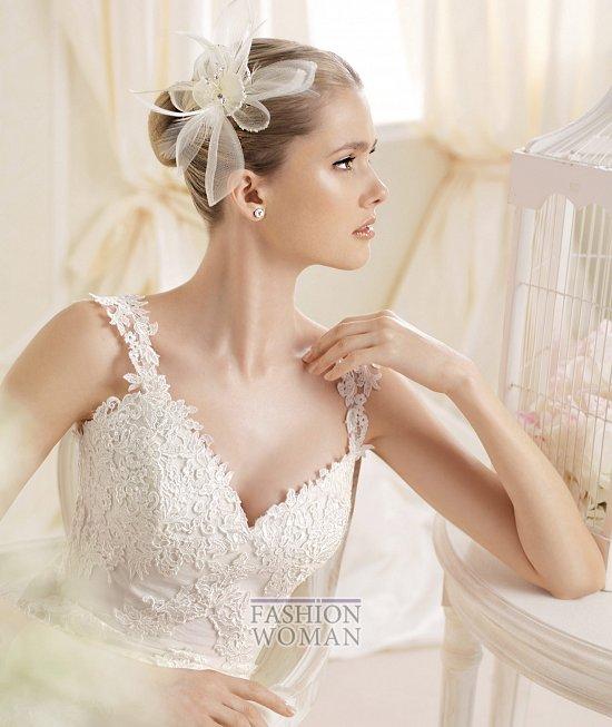 Коллекция свадебных платьев La Sposa 2014 фото №11