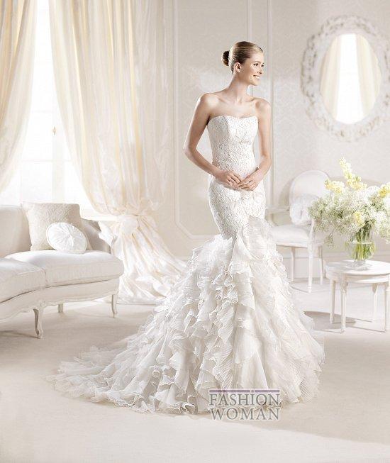 Коллекция свадебных платьев La Sposa 2014 фото №12