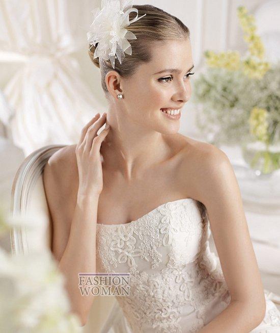 Коллекция свадебных платьев La Sposa 2014 фото №13