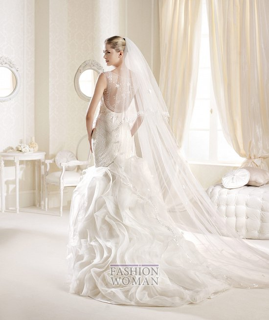 Коллекция свадебных платьев La Sposa 2014 фото №15