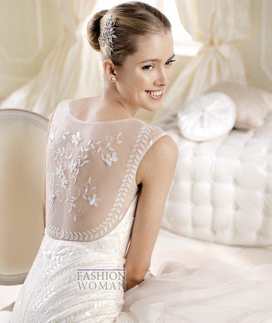 Коллекция свадебных платьев La Sposa 2014 фото №16