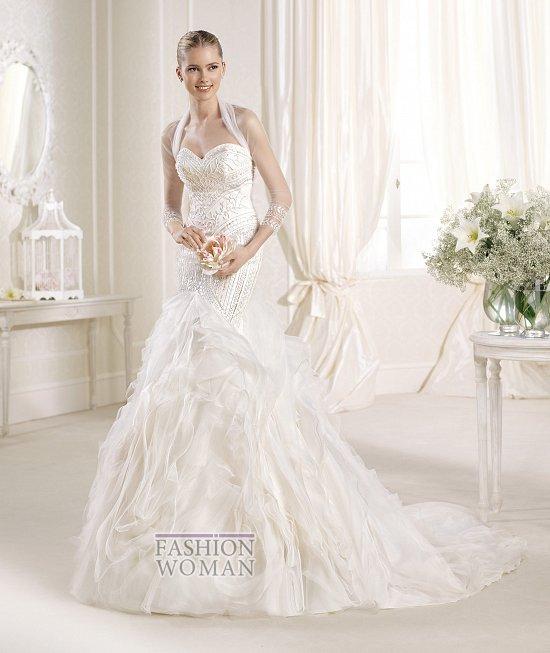 Коллекция свадебных платьев La Sposa 2014 фото №17