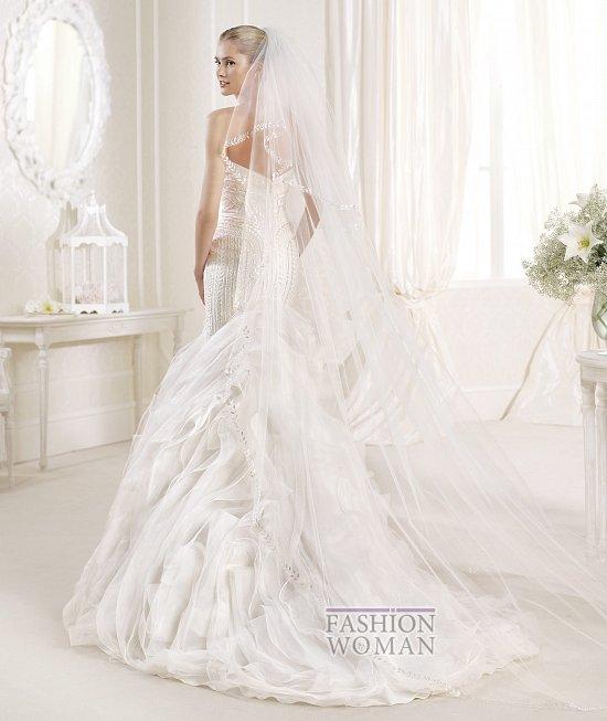 Коллекция свадебных платьев La Sposa 2014 фото №18