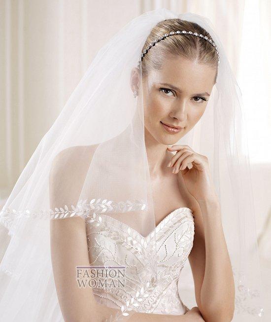 Коллекция свадебных платьев La Sposa 2014 фото №19