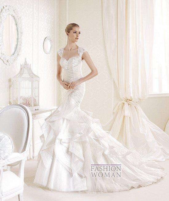 Коллекция свадебных платьев La Sposa 2014 фото №3